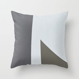 ArqAbs #1 Throw Pillow