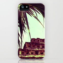 Hot Days in History iPhone Case