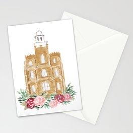 Logan Utah Temple Stationery Cards