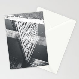 Flat Iron Building - NYC Reflection Stationery Cards