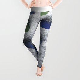 Sea Glass Mosaic Detail Leggings