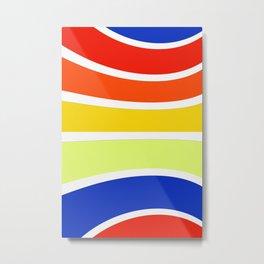 Pattern 2018 002 Metal Print