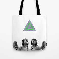 ⊕ Green Angels ⊕ Tote Bag