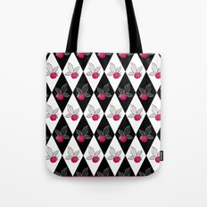 Abstraction.Berry-raspberry.  Tote Bag