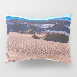 Valle de la Luna (Moon Valley) in San Pedro de Atacama, Chile Pillow Sham