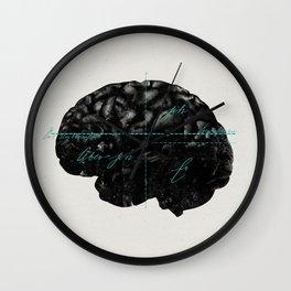 Freudian Wall Clock