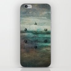 Platonic Solids iPhone & iPod Skin