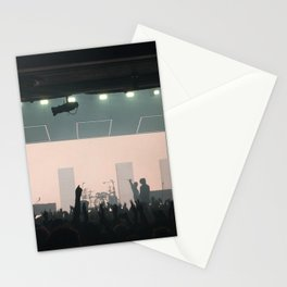 1975 concert Stationery Cards