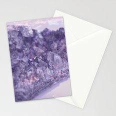 Celestial Amethyst Stationery Cards