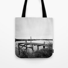 The Whitebait Stand Tote Bag