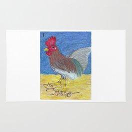 El Gallo by Riendo Rug