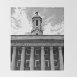 Penn State Old Main #1 Throw Blanket
