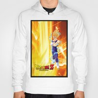 dragonball z Hoodies featuring Vegeta Dragonball Z best idea by customgift