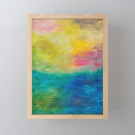 Dimensions Framed Mini Art Print