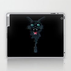 Black Cat Magic Laptop & iPad Skin