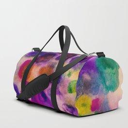 flower pattern Duffle Bag