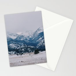 Lonely valley Stationery Cards