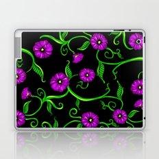 Morning Glory Nouveau Laptop & iPad Skin