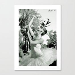 Ballet - Venecia Canvas Print