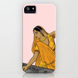 Dj Rani iPhone Case