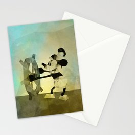 Mickey Mouse as Steamboat Willie Stationery Cards