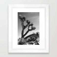 Joshua 1 Framed Art Print