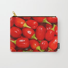 Red peppers Carry-All Pouch