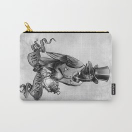 Nevermore. The Crow by E. A. Poe Carry-All Pouch