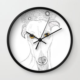Do you have room for me? Wall Clock