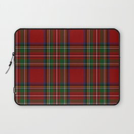 Royal Stewart Tartan Clan Laptop Sleeve