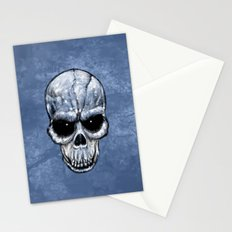 Skull Gaze Stationery Cards
