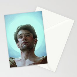 Murdock as a Martyr Stationery Cards