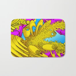 AUTOMATIC WORM 2 Bath Mat