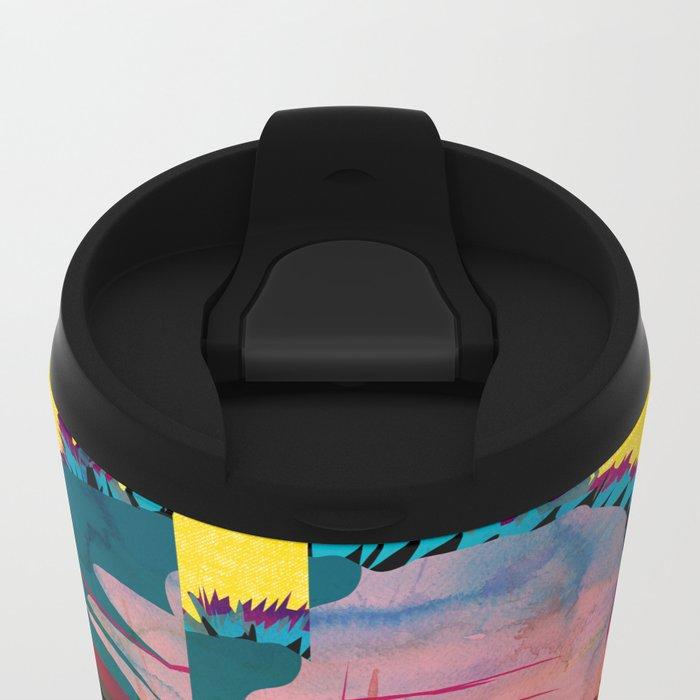 130114 Metal Travel Mug