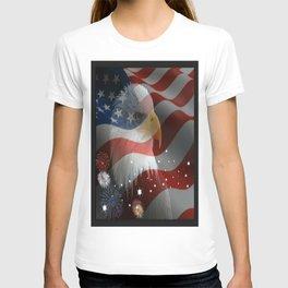 Patriotic America T-shirt