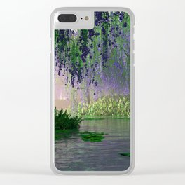 Arcadia Clear iPhone Case