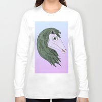 my little pony Long Sleeve T-shirts featuring My Little Pony by Josefina F. Vigó