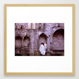 Muckross Abbey Framed Art Print