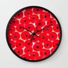 !Flamenco Wall Clock