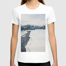 Winter, Kananaskis Country T-shirt