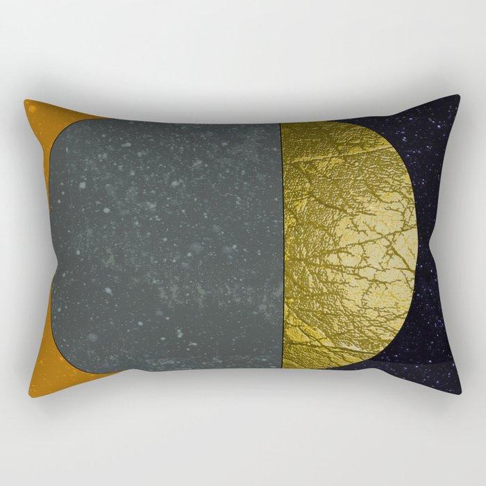 Abstract #111 Rectangular Pillow