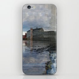 Newmarket Mills Abstraction iPhone Skin
