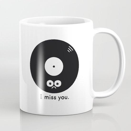 For the Record Coffee Mug