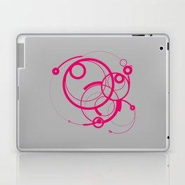bebys_nm_line composition:001 Laptop & iPad Skin