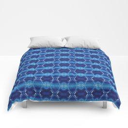 Mediteranean Morning Fractal Comforters