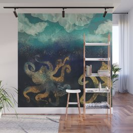Underwater Dream II Wall Mural
