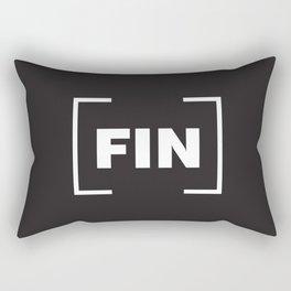 [ FIN ] Rectangular Pillow