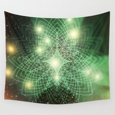 Geometry Dreaming Wall Tapestry