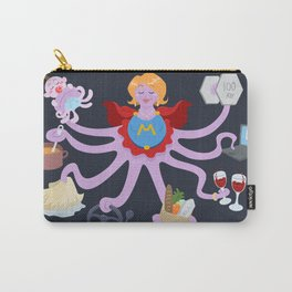 Super Mom Carry-All Pouch