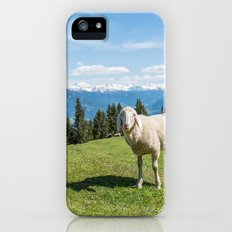 Me, the Sheeple?! iPhone SE Slim Case
